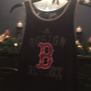 Other - Adidas Red Sox tank top Kids large
